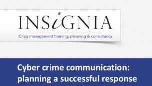 WEBINAR - Cyber Crime Communication: Planning A Successful Response